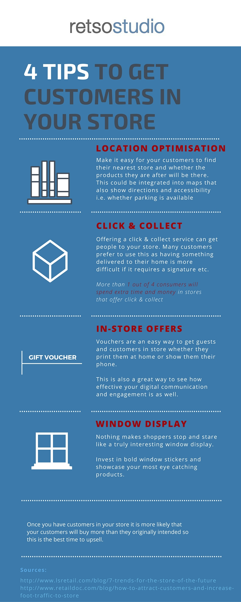 4 Tips To Get Customers To Your Store (Image)