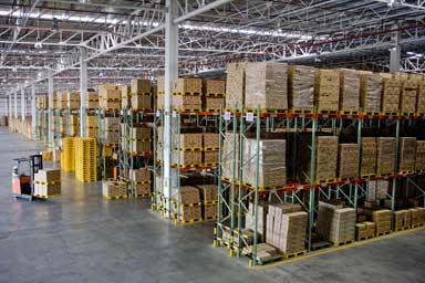 benefits of warehouse stock control